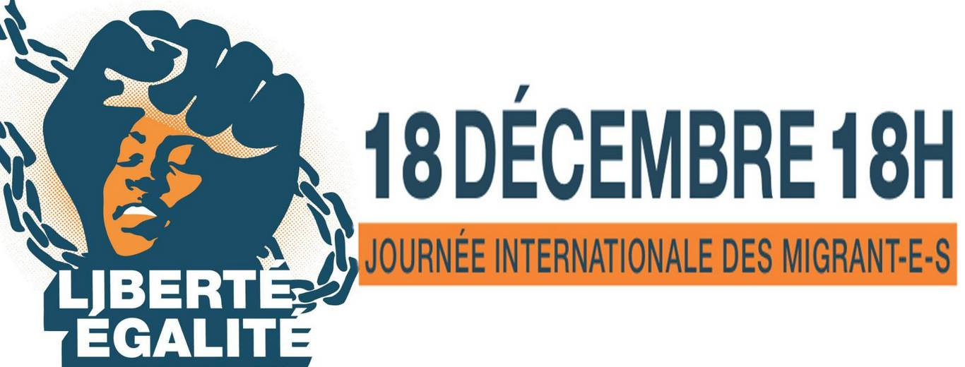 18 décembre 2018, journée internationale des migrants